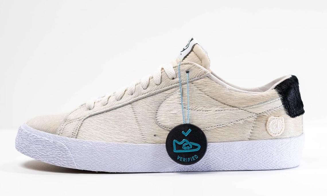 MEDICOM TOY x Nike Blazer Low 联乘 Sample 曝光