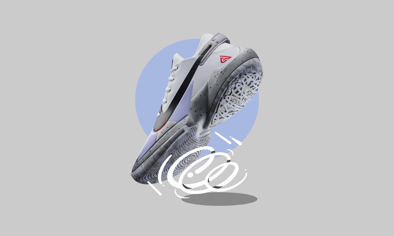 「字母哥」阿德托昆博第二代签名战靴 Nike Zoom Freak 2 强势登场