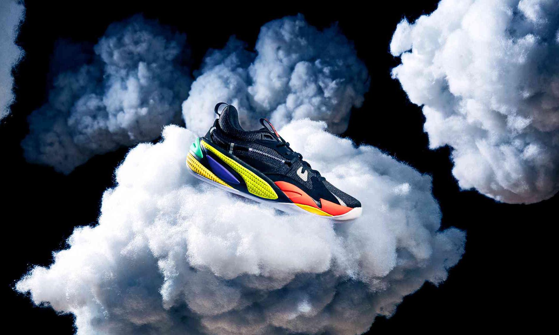 PUMA 正式发布首款 J.Cole 签名篮球鞋 RS-Dreamer