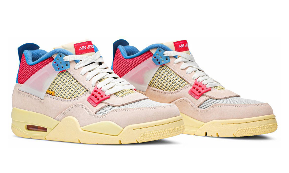Union x Air Jordan IV 另一配色曝光