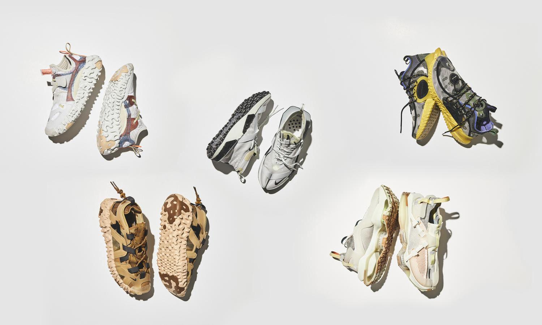 探索未来设计新远景,Nike ISPA 2020 全新系列登场