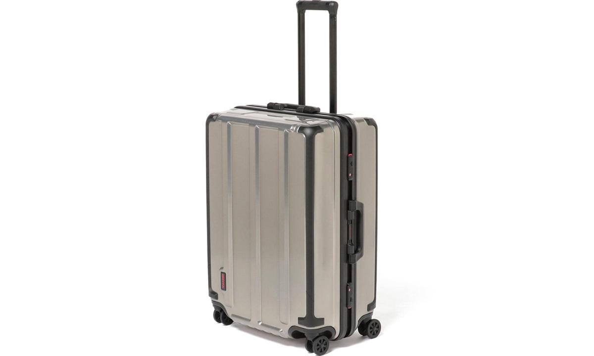 BRIEFING x BEAMS Plus 推出铝制行李箱系列