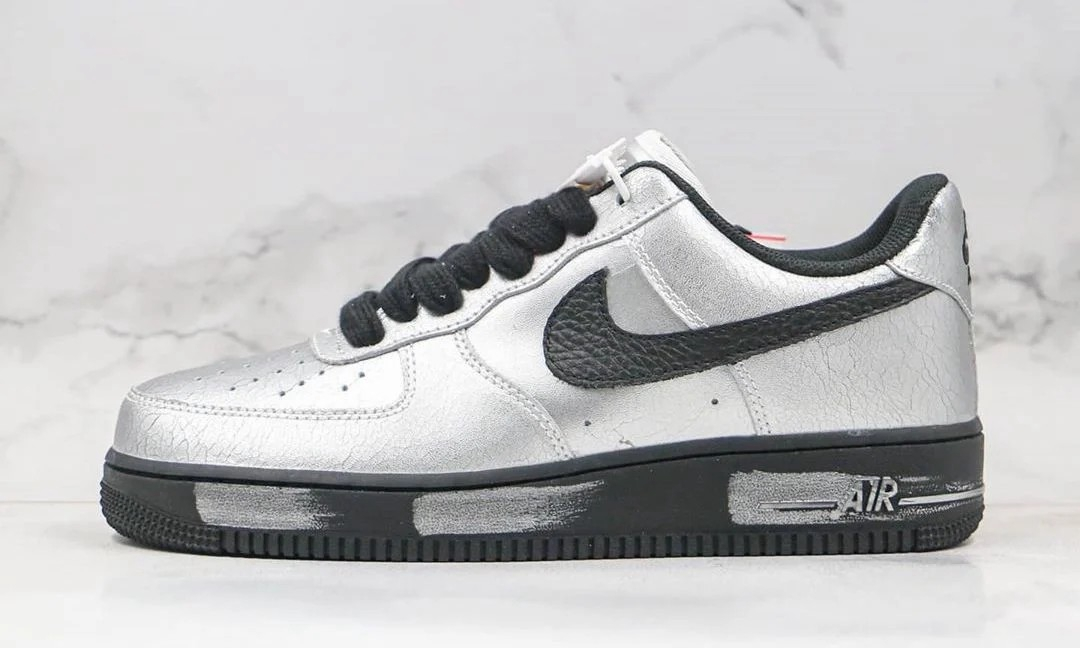 PEACEMINUSONE x Nike Air Force 1 新合作实物近照曝光