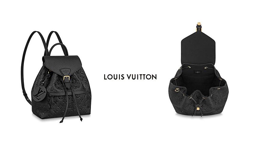 复刻 20 年前经典款式,Louis Vuitton 推出复古双肩包
