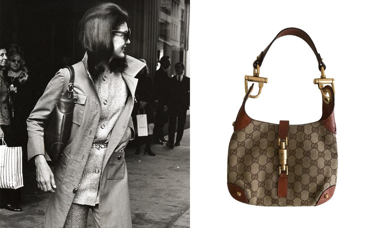 保值之选?古着市场中 Gucci 经典 Jackie Bag 销量激增 631%