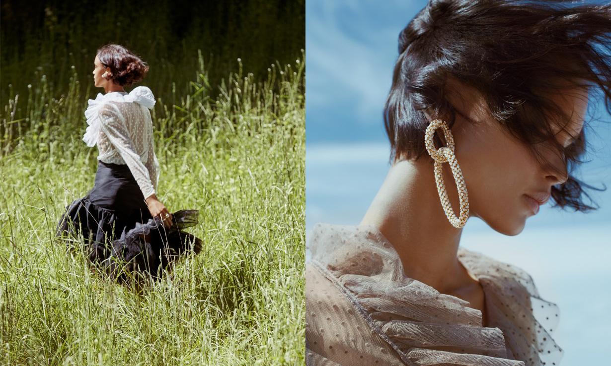 携手黎巴嫩时尚品牌 Sandra Mansour,H&M 推出全新联乘系列