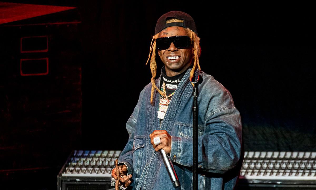 Lil Wayne x Kid Cudi 合作曲目可能马上就将亮相