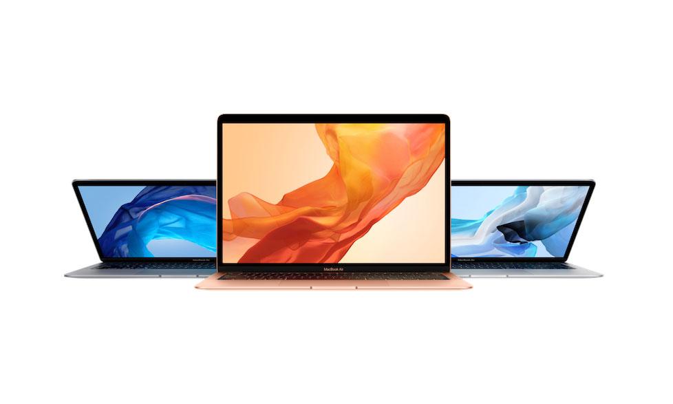 MacBook Air 或将成为首款搭载 Apple 自主芯片的电脑