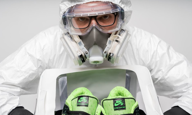 入手 Custom「冠状病毒」主题 Nike SB Dunk Low 的机会来了