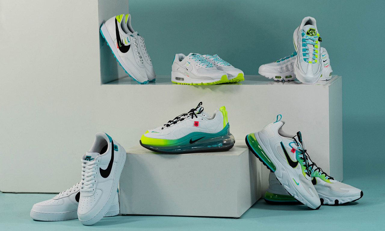 Swoosh 「新」设计,Nike 推出 Worldwide Pack 系列