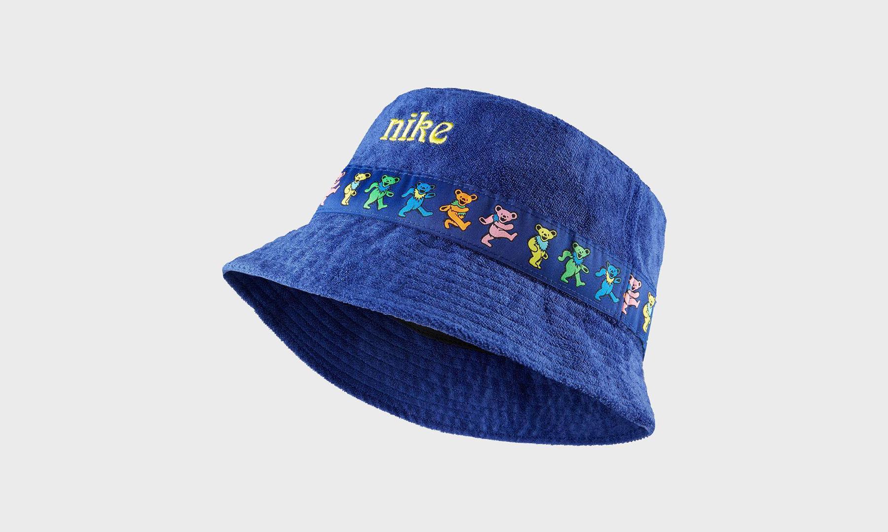 Grateful Dead x Nike 联名系列还有款帽发售