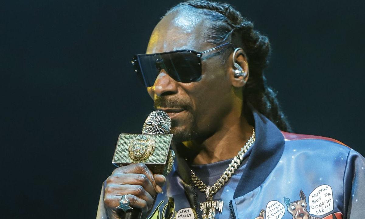 Snoop Dogg 表示 Eminem 不在他的「十大 Rapper」榜单中