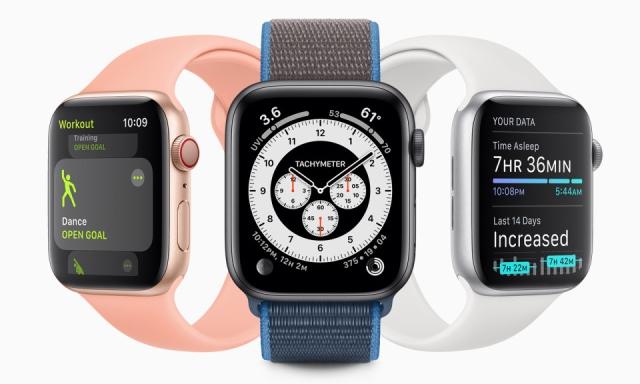 Apple 新一代 watchOS 7 进入公测阶段