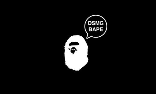 A BATHING APE® 为 DSM Ginza 推出独占系列