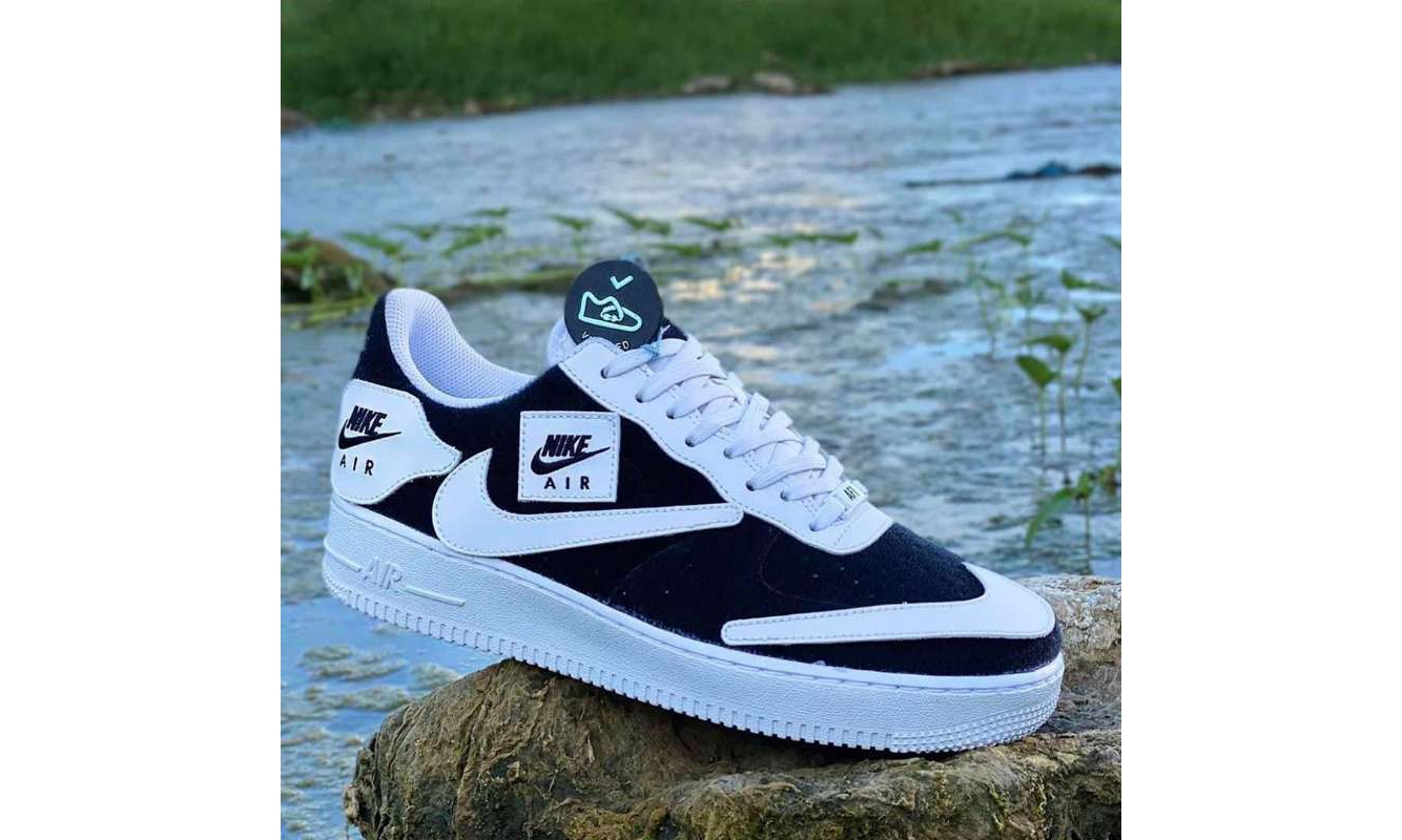 抢先预览全新「DIY」版本 Nike Air Force 1