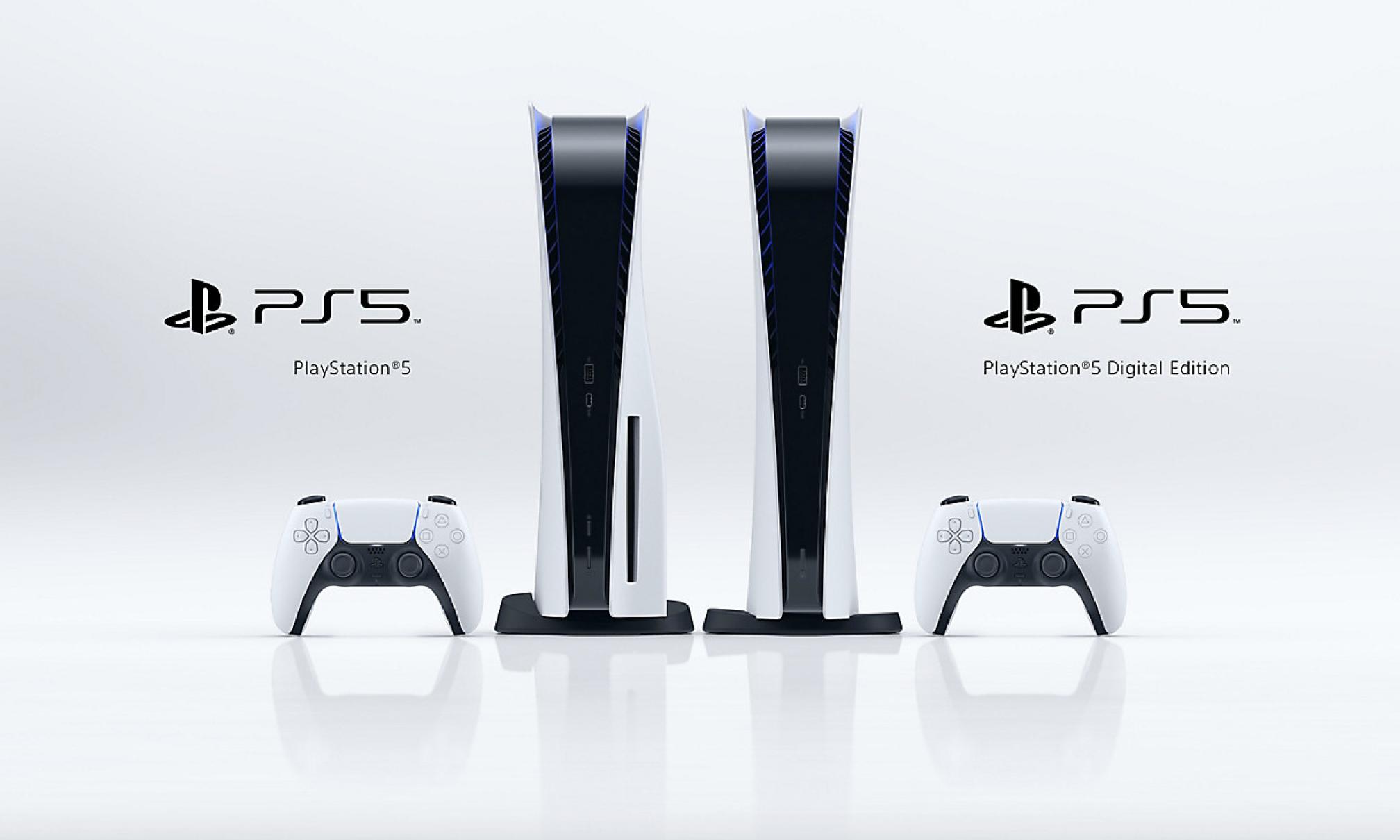 老玩家将优先购买,索尼开放 PS5 预购页面