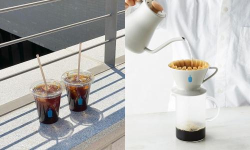 不用再排长队,网红咖啡店 Blue Bottle 推出自动贩卖机