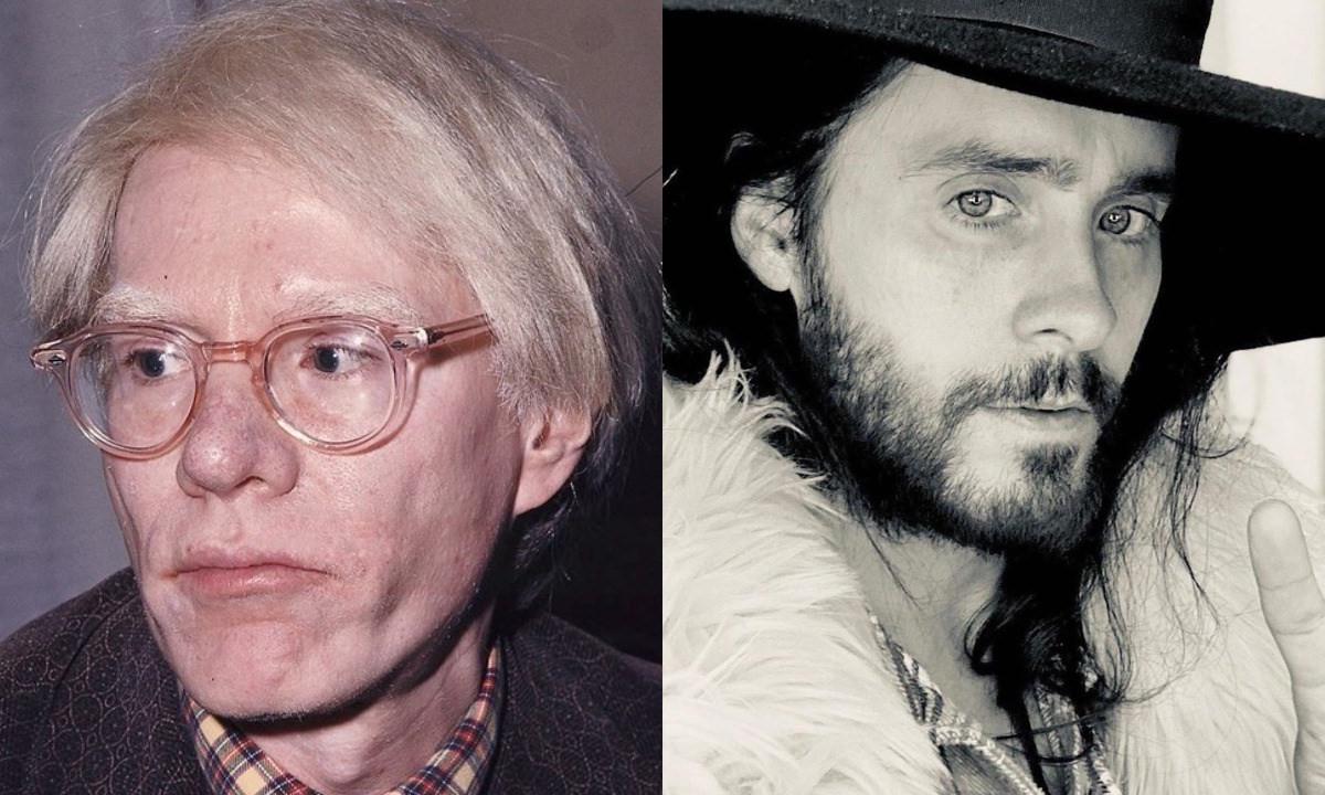Jared Leto 将在传记片中扮演 Andy Warhol