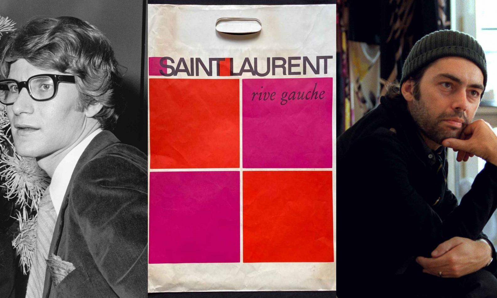 Saint Laurent 一次性购入品牌 4,000 件古董服饰