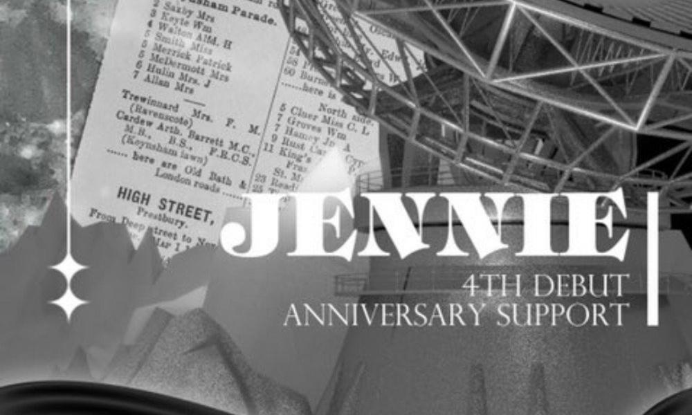 庆祝 BLACKPINK 出道 4 周年,粉丝将把 Jennie 照片送上人工卫星环游地球