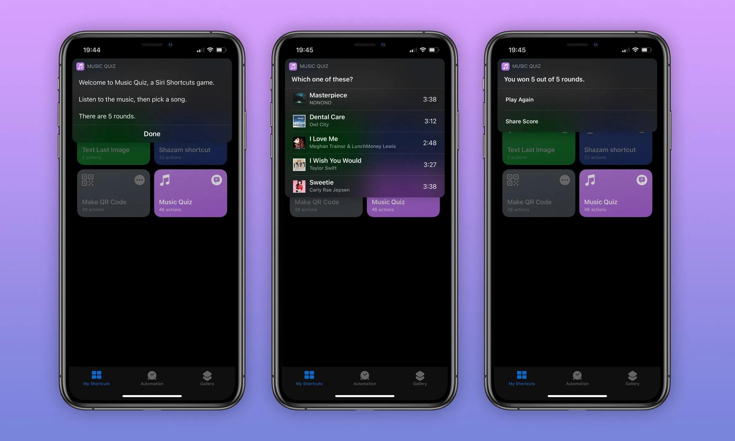 Apple 将在 iOS 14 重启 iPod 经典 Music Quiz 游戏