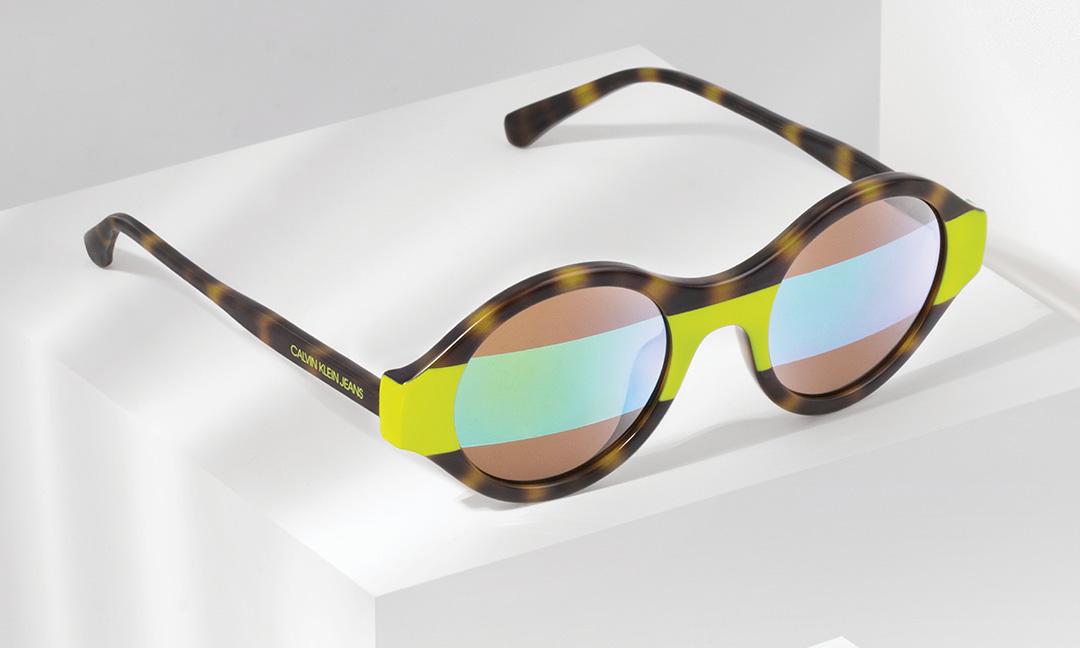 CALVIN KLEIN 与 CALVIN KLEIN JEANS 推出全新光学眼镜及太阳镜