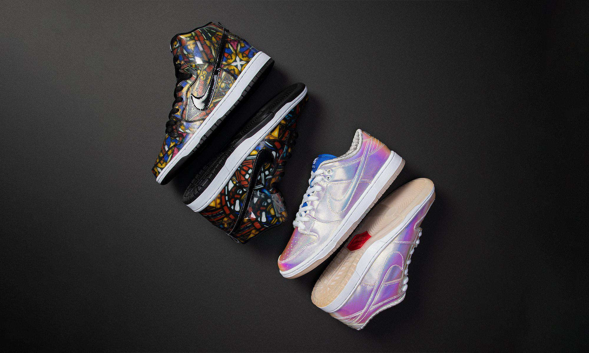 为正义再度发售,Concepts 开启两双 Nike SB 联名球鞋抽签