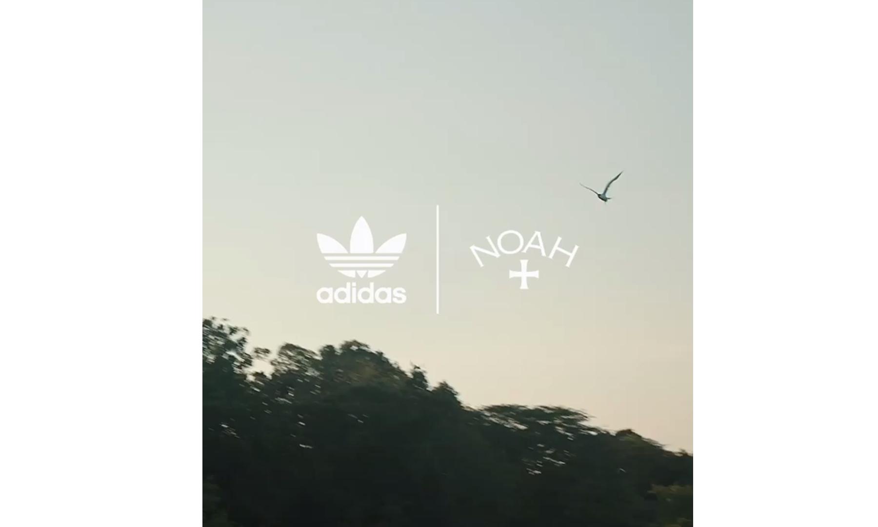 NOAH x adidas Originals 联乘预告公开