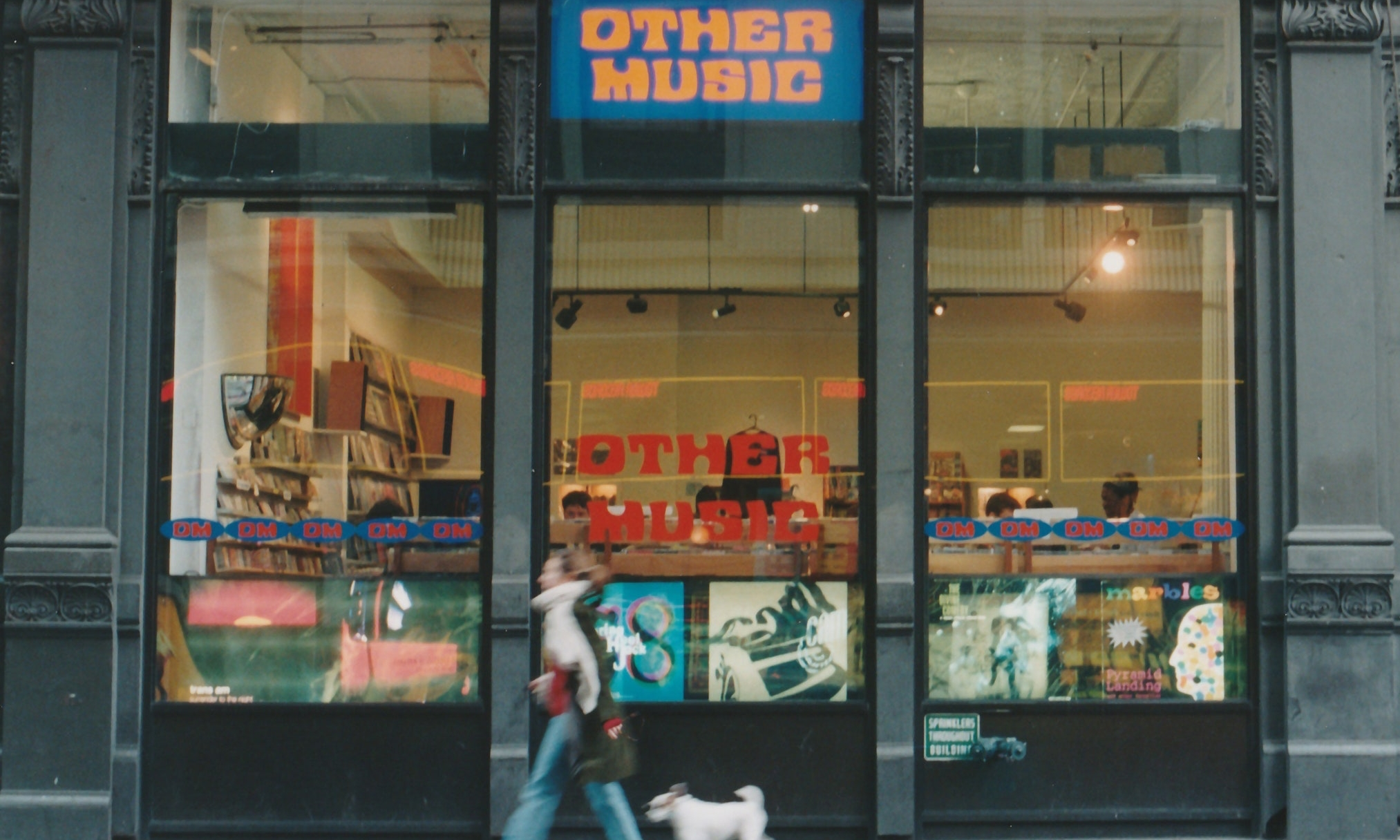 纽约知名唱片店 Other Music 的纪录片即将上线流媒体平台