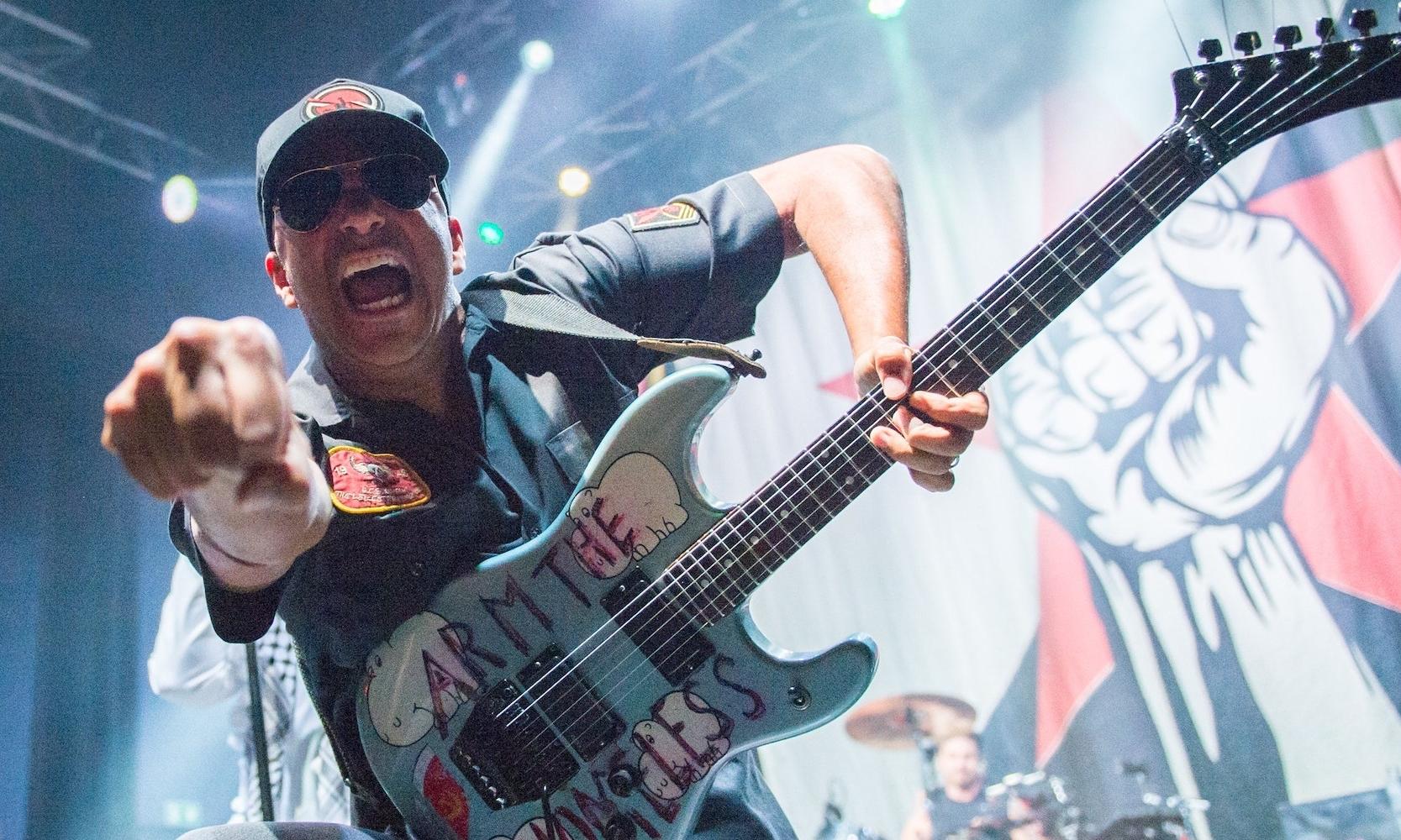 前 Rage Against The Machine 吉他手 Tom Morello 将出版自传书
