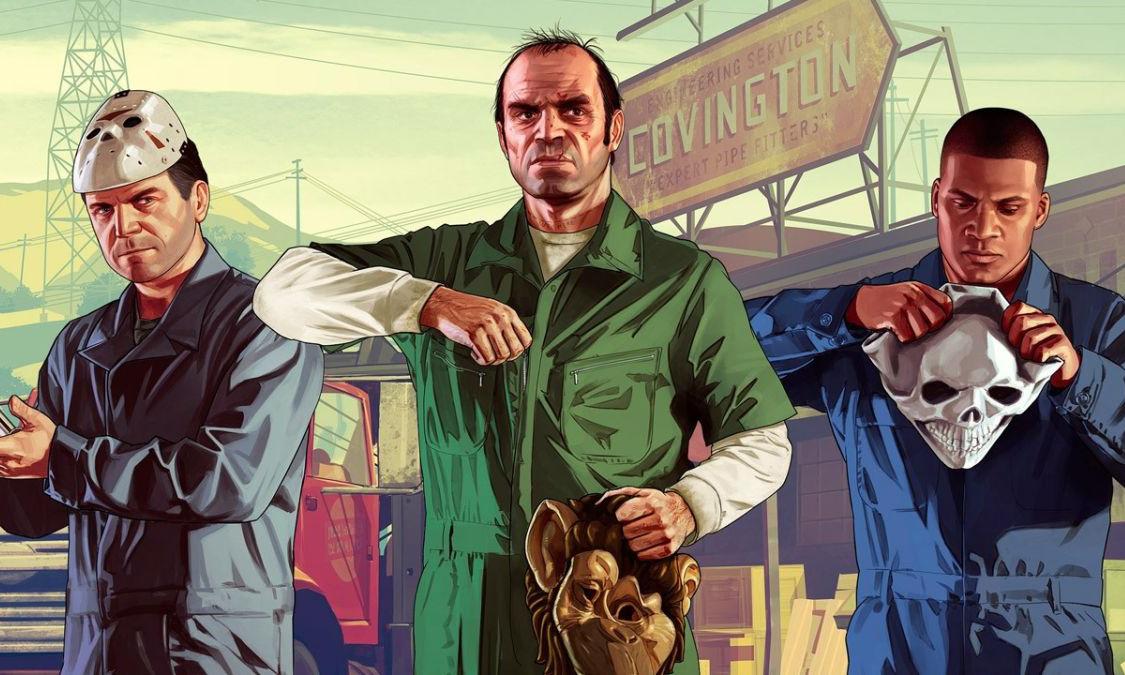 《GTA 5》累计销量已超 1.35 亿套