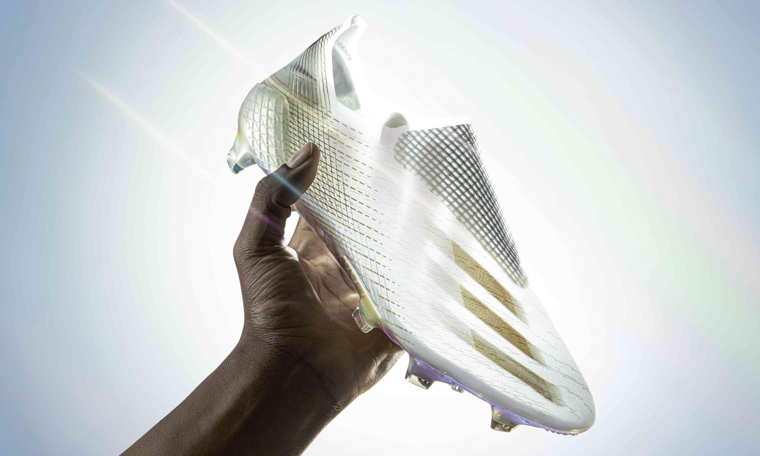 无影疾速,adidas 推出新一代速度战靴 X-GHOSTED