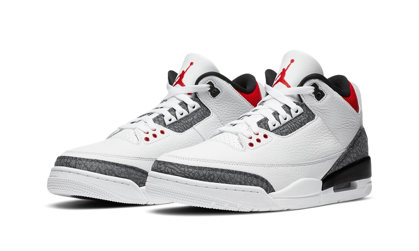 日本限定,Air Jordan III CO.JP 「Denim」 发售日期确定