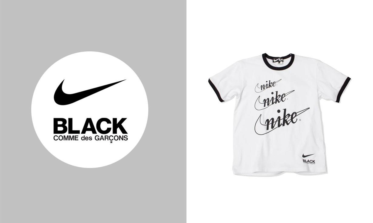 Nike 携手 BLACK COMME des GARÇONS 推出 T 恤系列