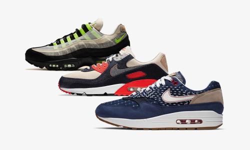 总共 3 款,DENHAM x Nike 联名系列完整发布