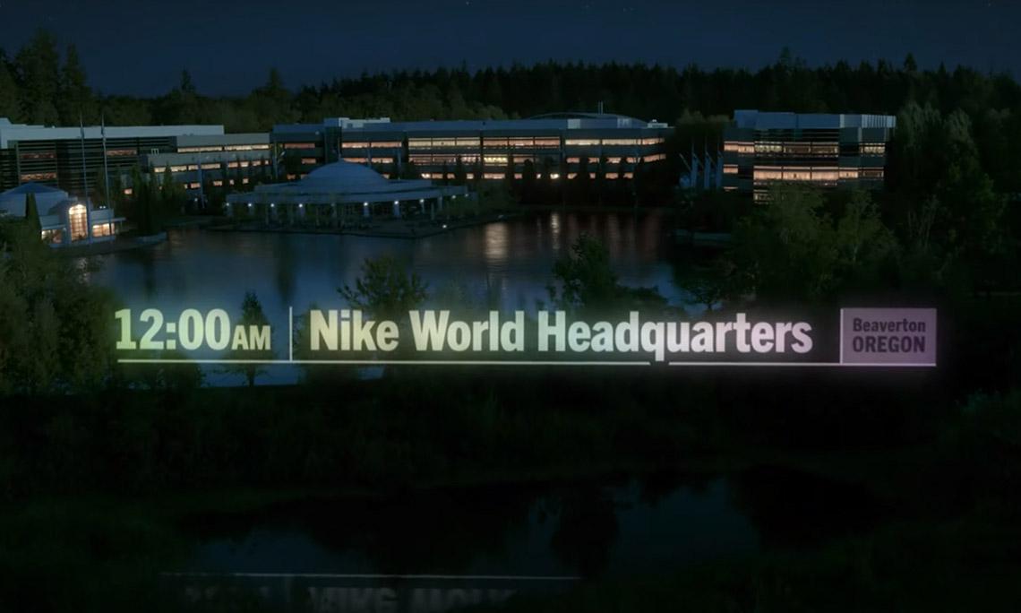 Drake 新 MV 带你环游 Nike 超豪华全球总部