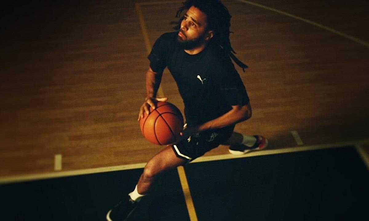 J.Cole 或许将要转行进 NBA 打球了