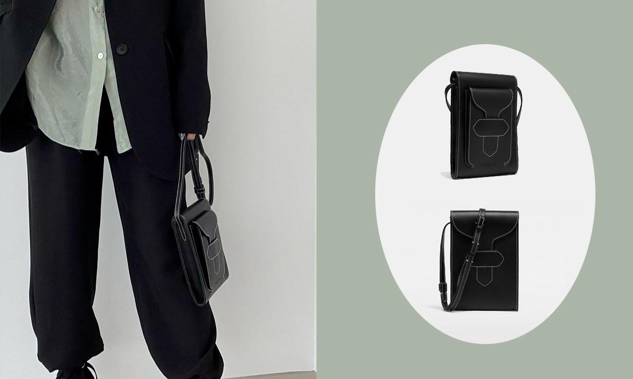 百搭好物,Maison Margiela 上架新款迷你包袋