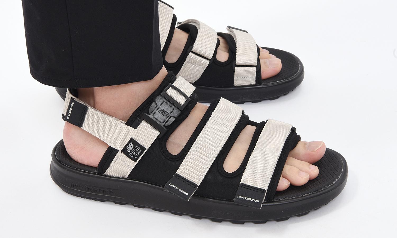 New Balance 全新凉鞋系列发布
