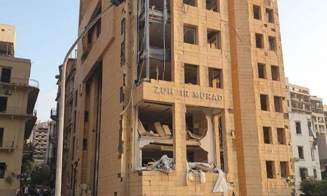 黎巴嫩高定品牌 Elie Saab 和 Zuhair Murad 总部被炸毁