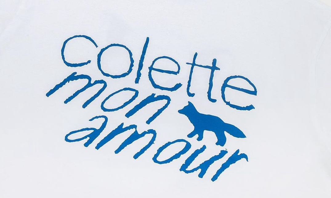 「Colette, Mon Amour」Pop-Up Store 即将开催