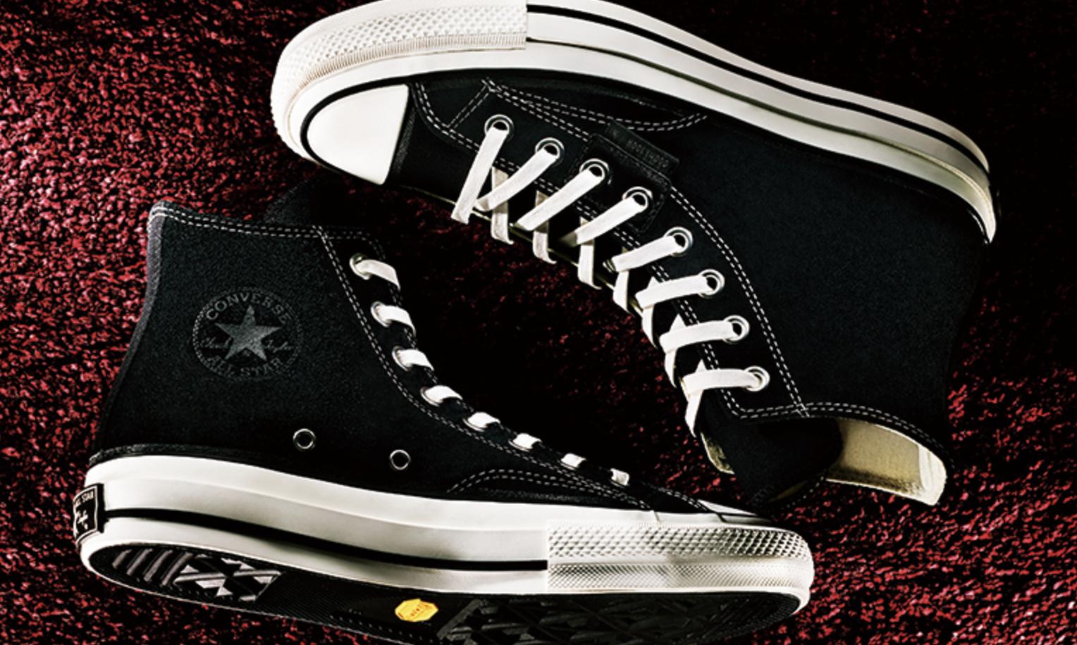 N.HOOLYWOOD x CONVERSE ADDICT 全新联乘鞋款正式登场