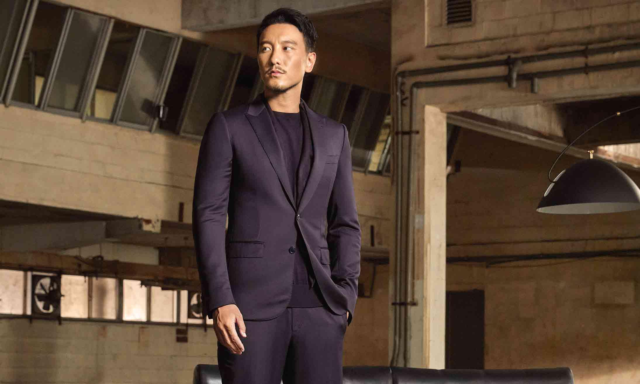 #何谓当代男士#,杰尼亚开启 2020 秋冬季品牌话题
