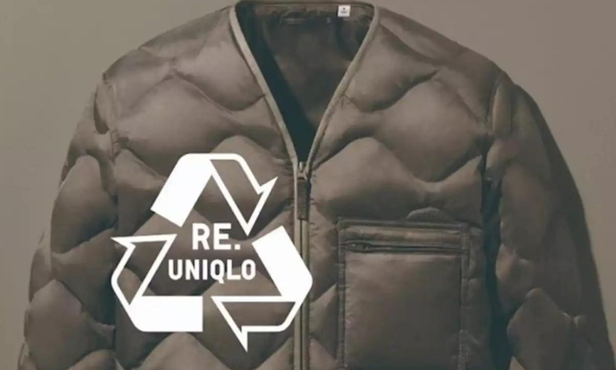 UNIQLO 发起「Re.Uniqlo」回收服装计划