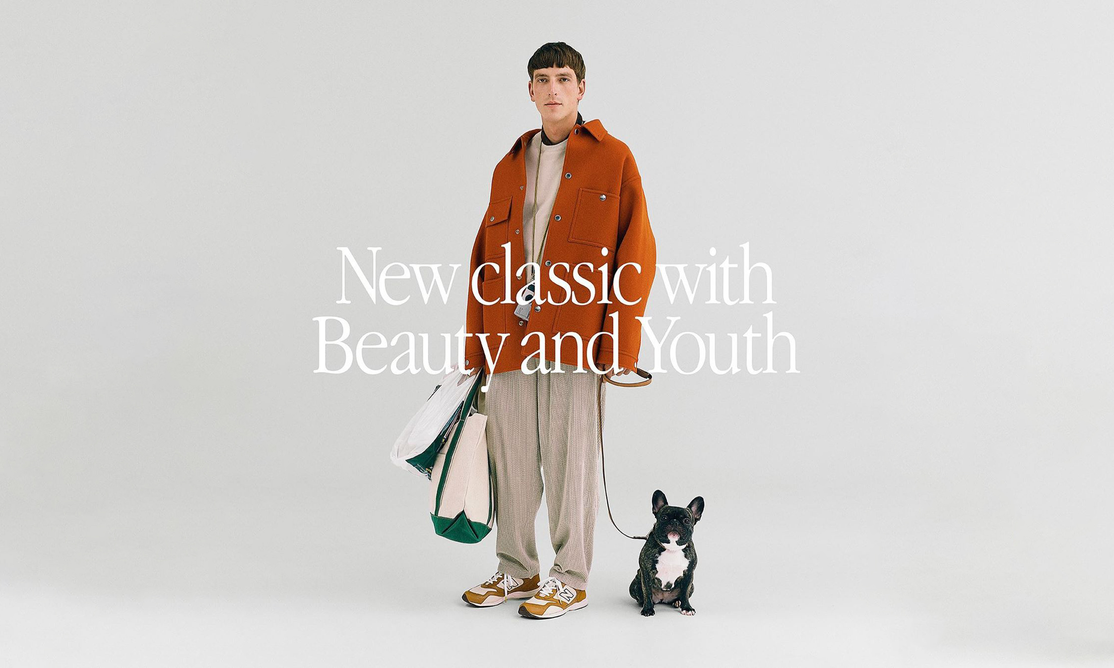 BEAUTY&YOUTH 与 New Balance 打造 RC205 联名系列