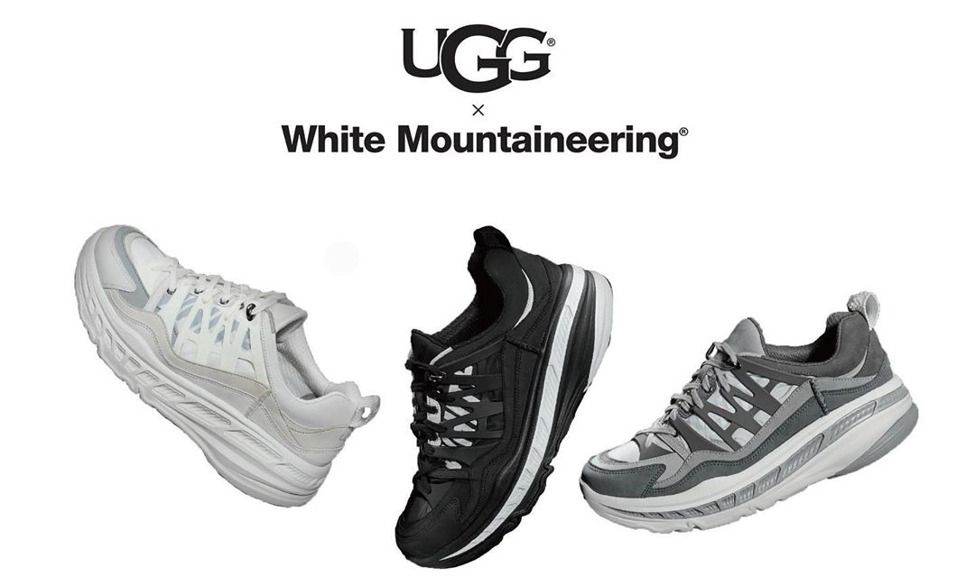 UGG x White Mountaineering 合作系列正式登场