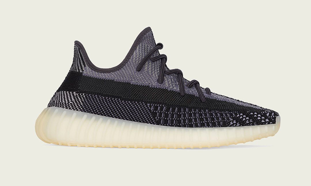 Yeezy Boost 350 V2「CARBON」开启发售