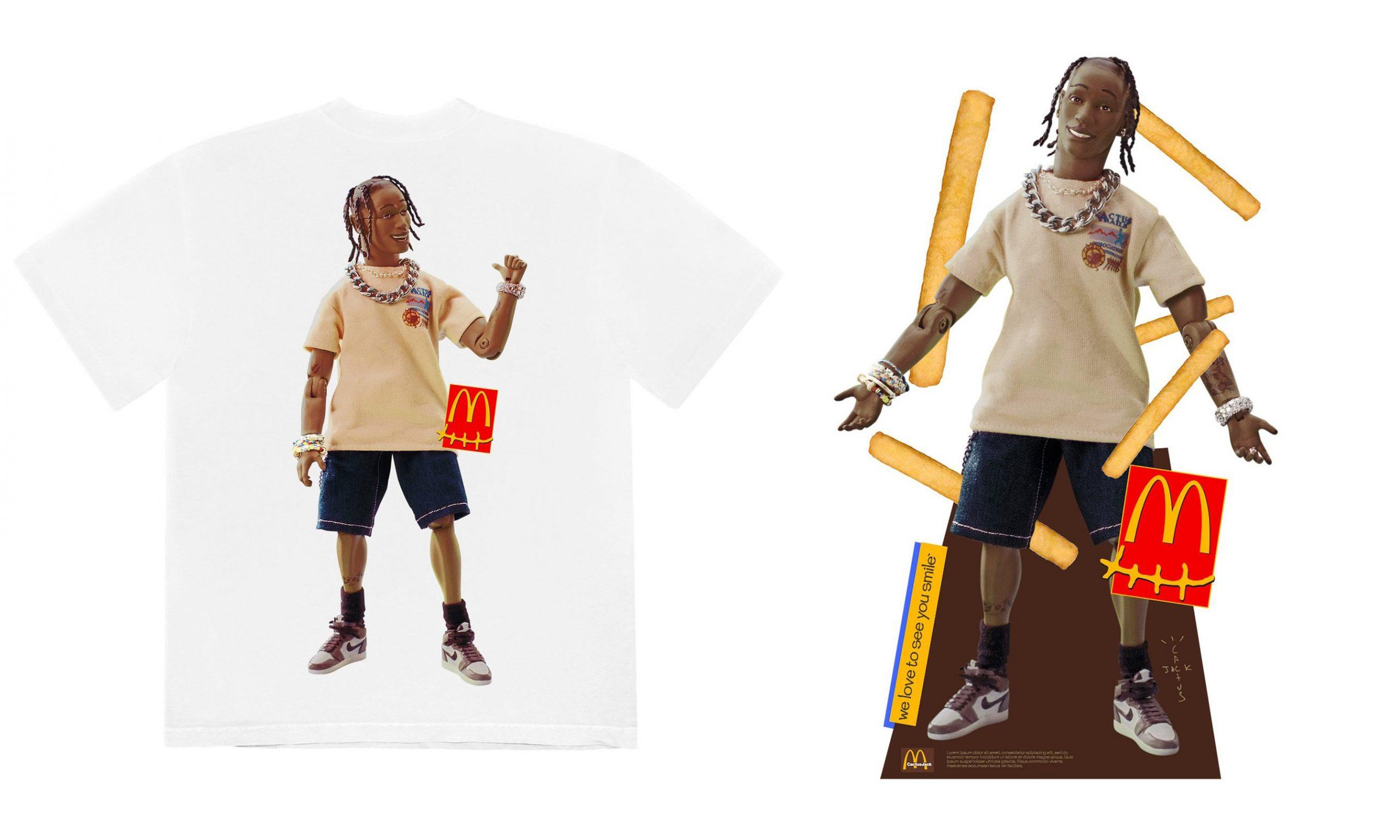 丰富超乎想象,McDonald's x Travis Scott 联名周边正式开售