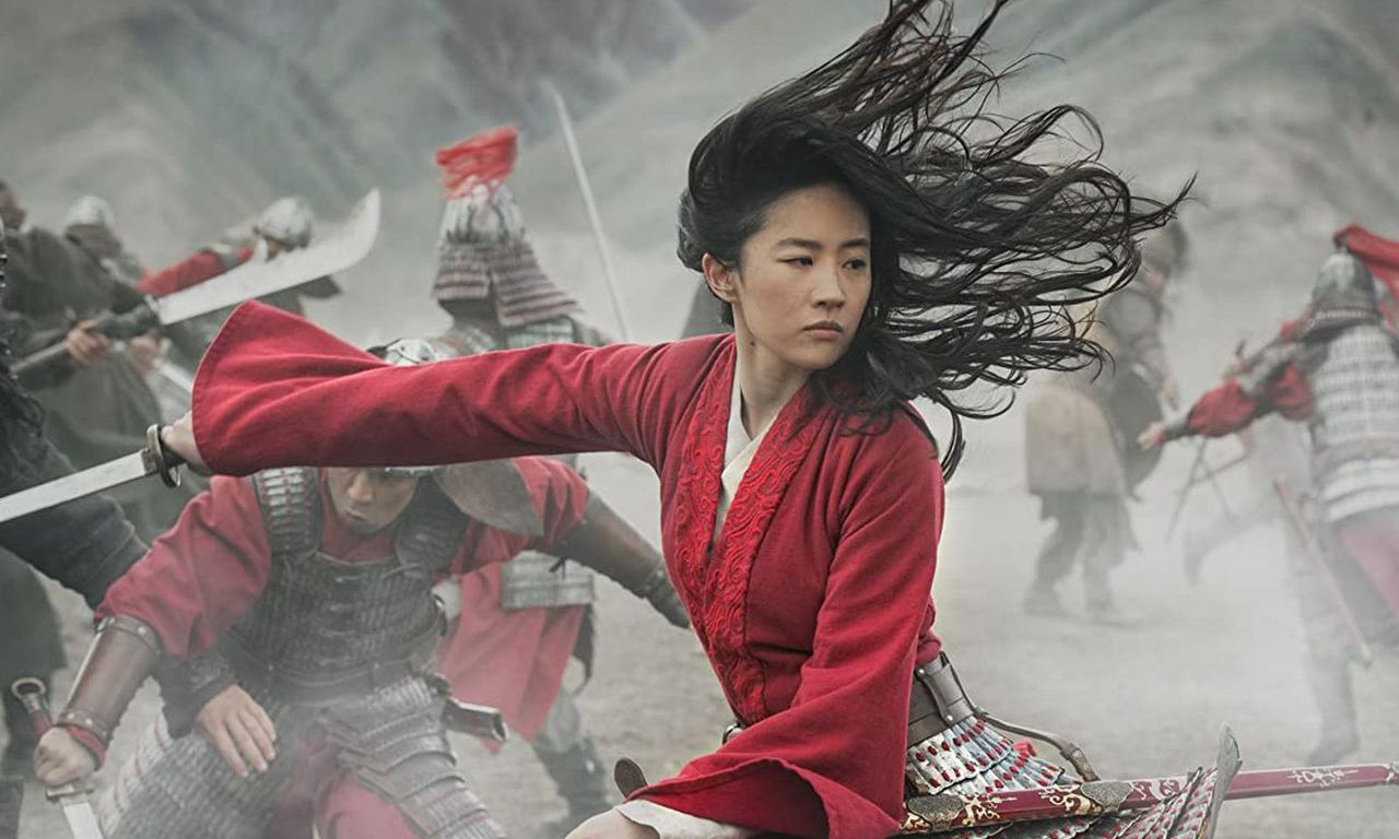 《花木兰》内地正式定档 9 月 11 日上映