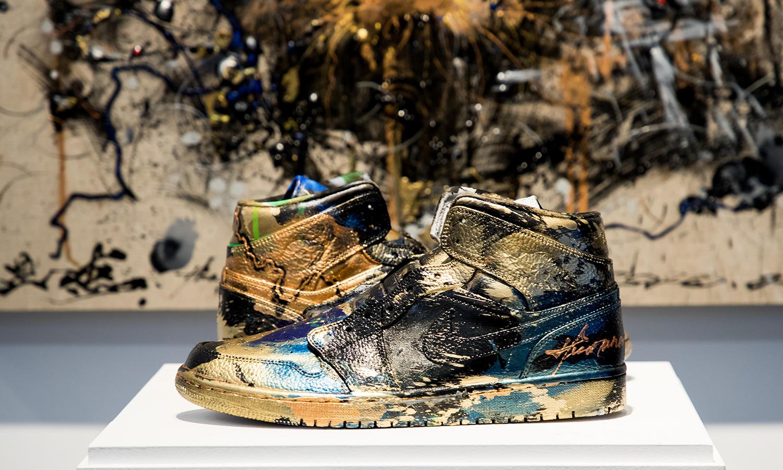 这个在北京刚开幕的球鞋展览,假期可以去看看